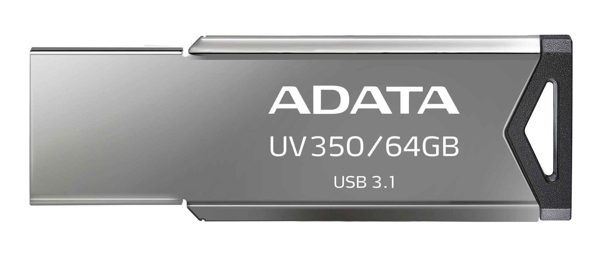 ADATA представляет USB флэш-накопитель UV350