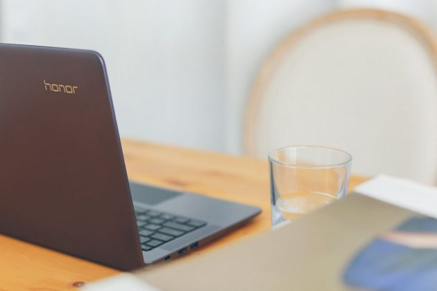 HONOR представил свой первый ноутбук HONOR MagicBook