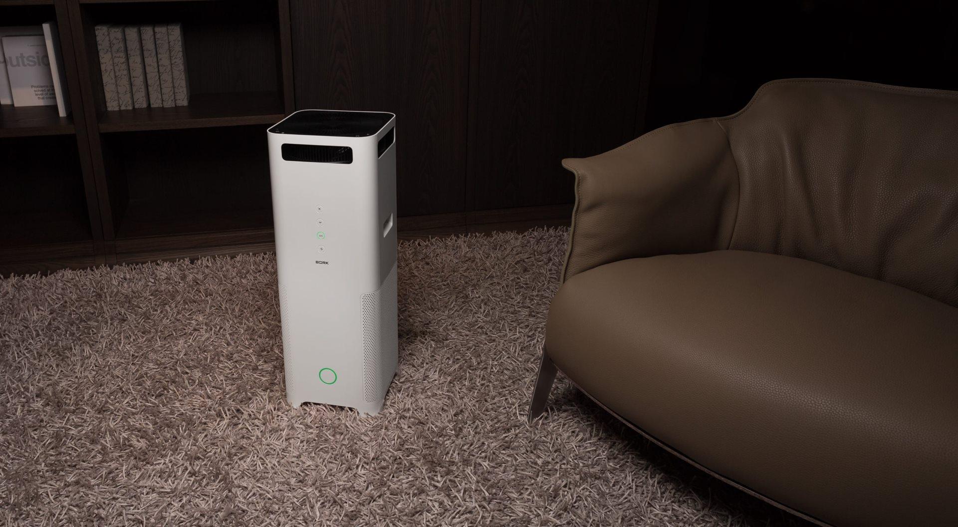BORK представляет коллекцию воздухоочистителей