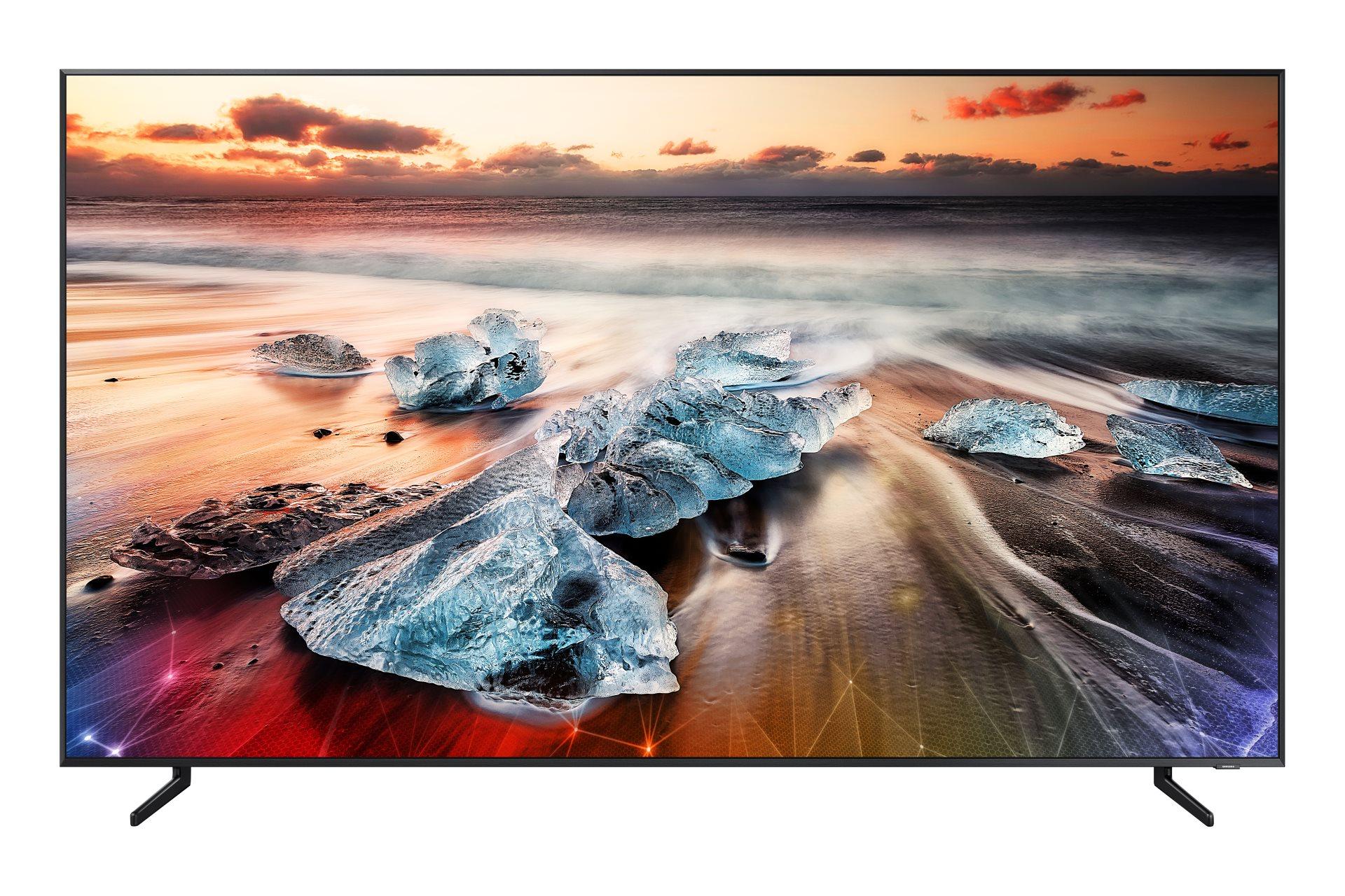 Samsung QLED 8K с диагональю 98 дюймов появился в России