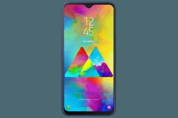 В России представлен смартфон Samsung Galaxy M20