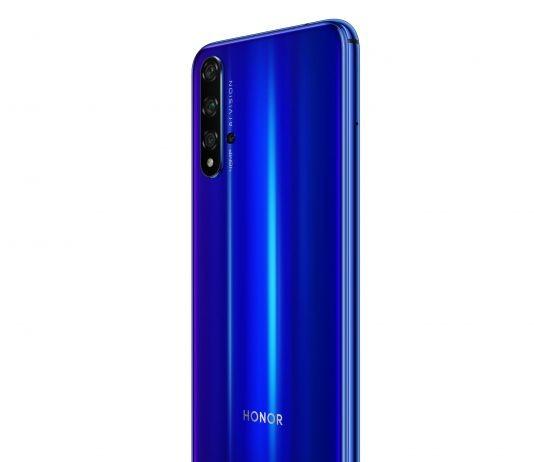 Старт продаж смартфона HONOR 20 в России
