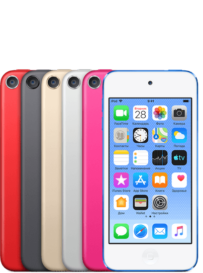 Apple неожиданно для всех представила новый iPod touch
