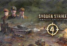 Полное собрание Sudden Strike 4 поступило в продажу