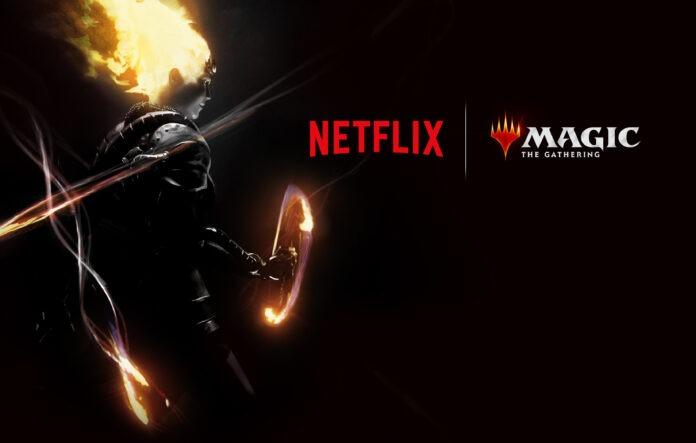 Сериал Magic The Gathering находится в производстве у Netflix