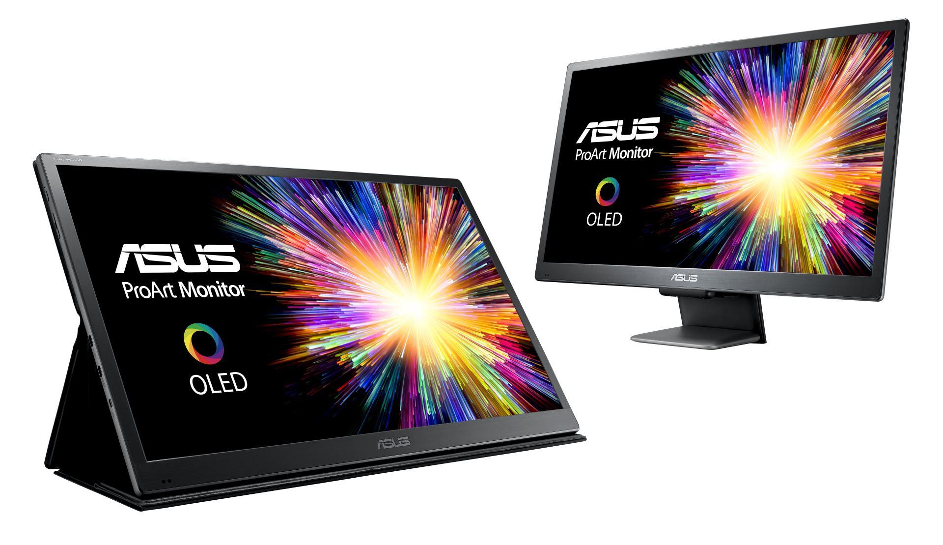 ASUS представила мониторы с поддержкой Dolby Vision