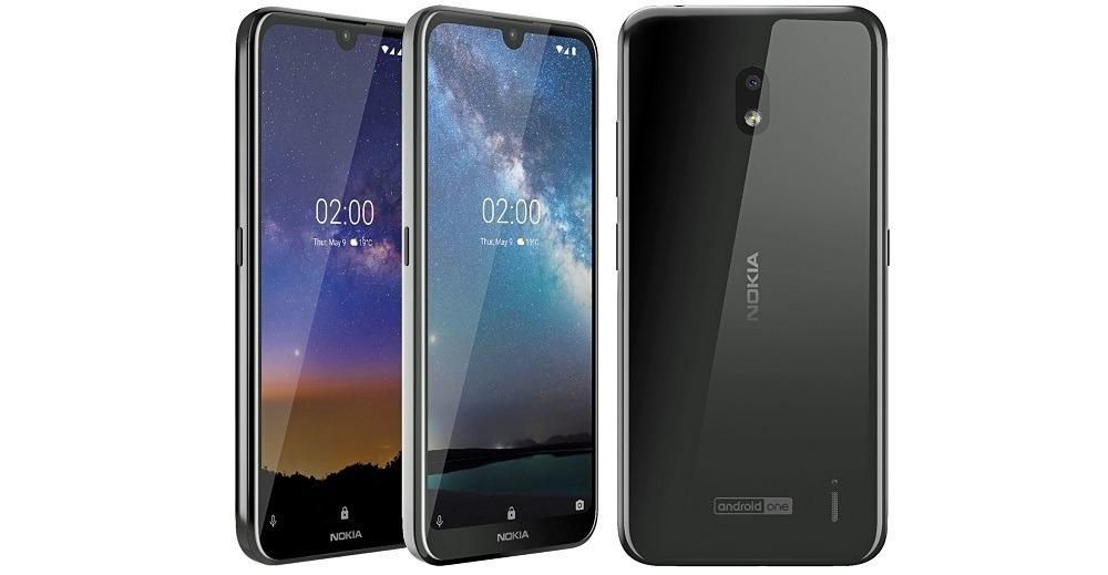 Бюджетный смартфон Nokia 2.2 показали на фото