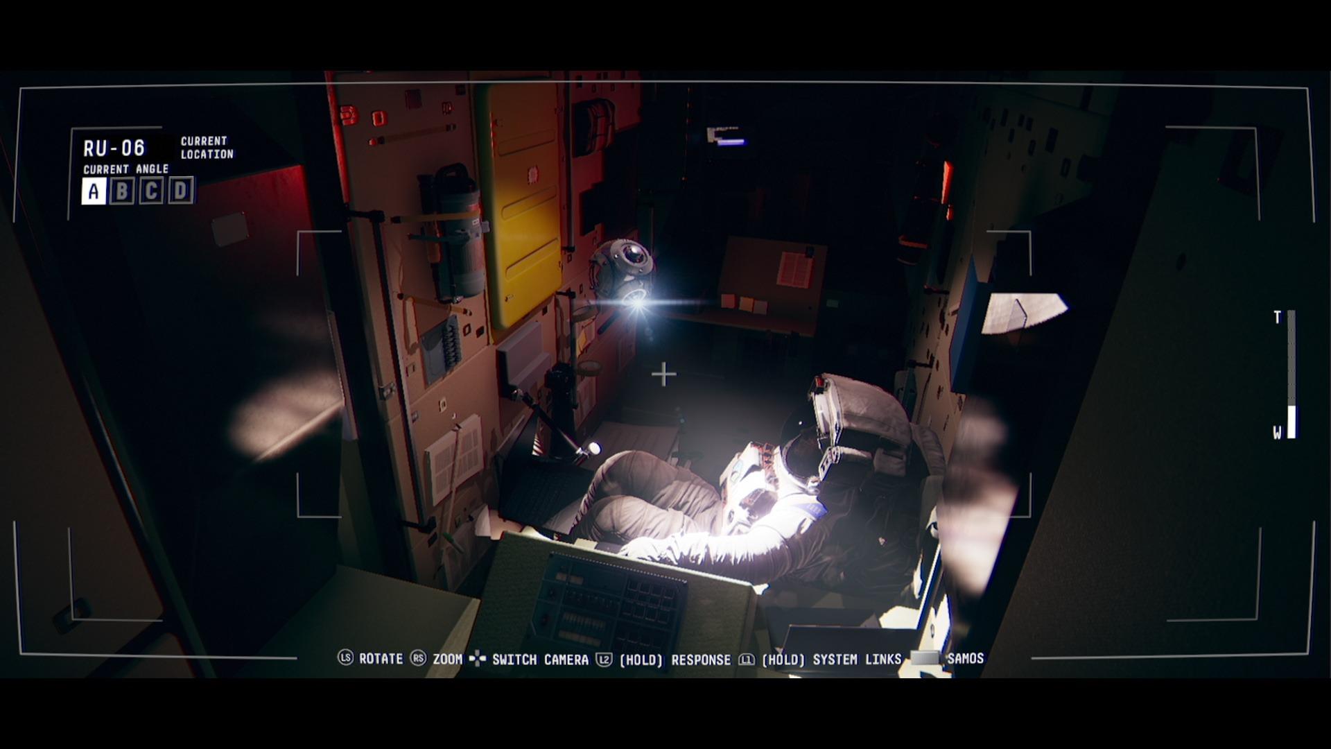 Обзор Observation. Машина, космос и человек