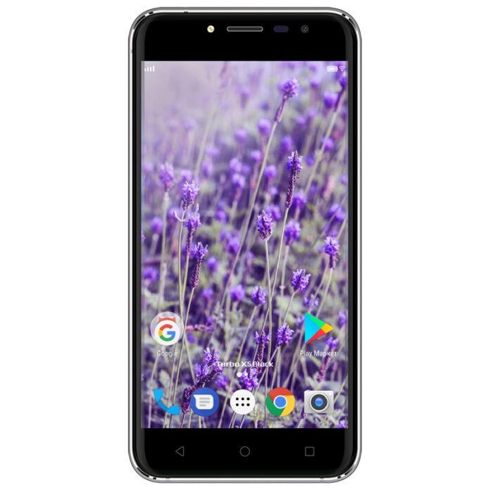 Turbo X5 Black 4G Топ 5: лучший бюджетный смартфон 2019 года (июнь)