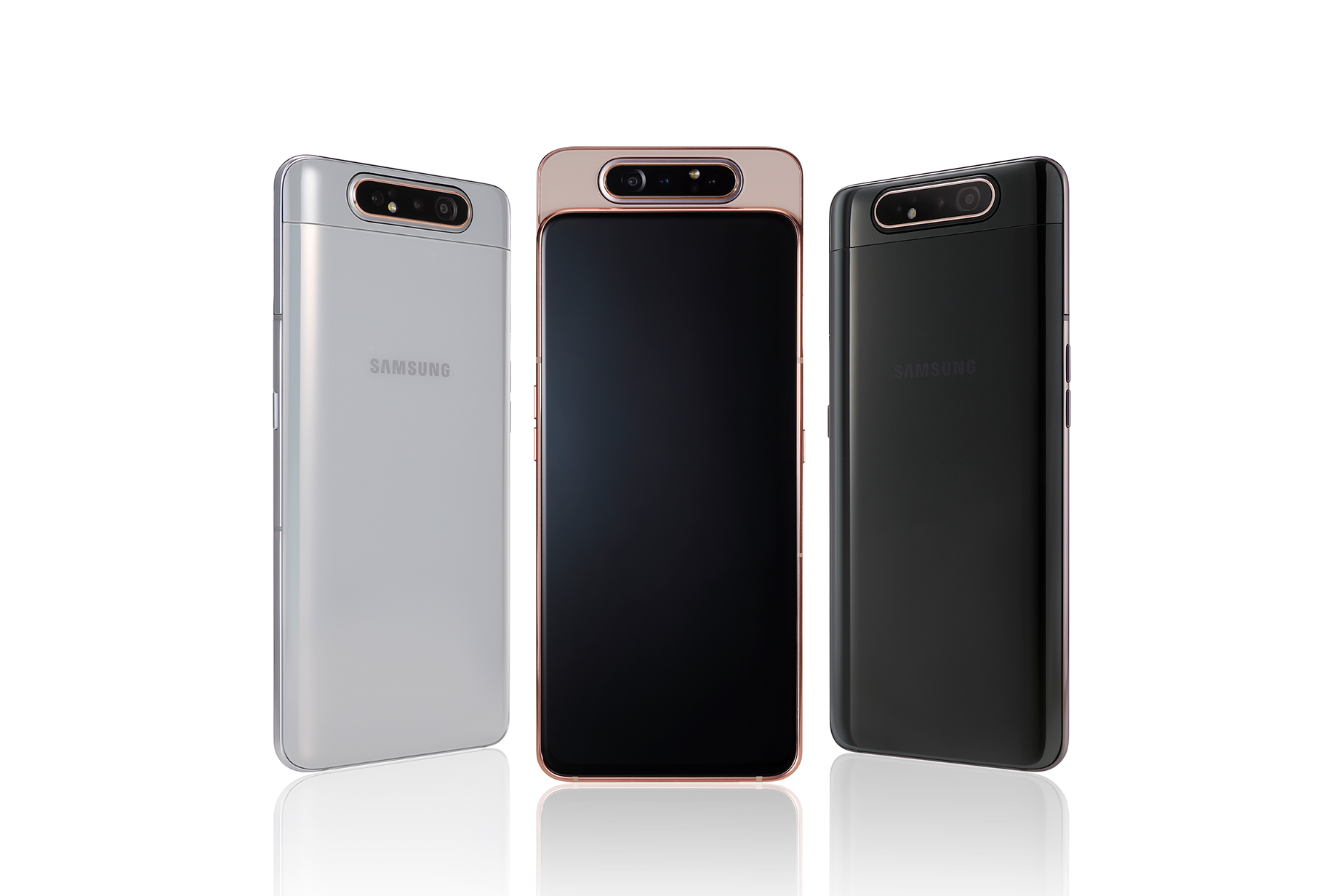 Старт продаж смартфона Samsung Galaxy A80