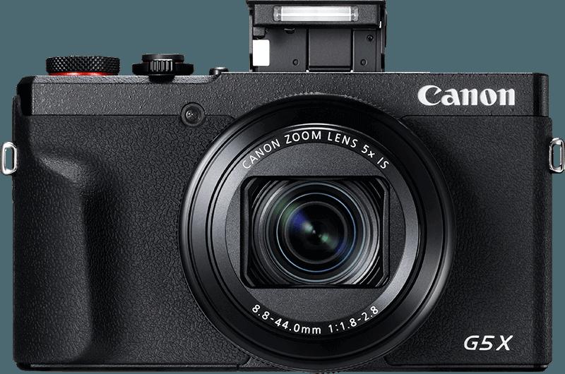 Canon представила камеры PowerShot G5 X Mark II и Mark III