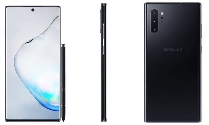 Рендеры Galaxy Note 10 уже доступны