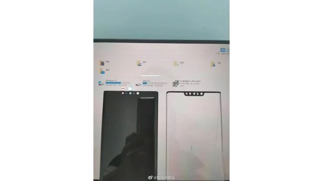 В сети оказались характеристики и фото Huawei Mate 30 Pro