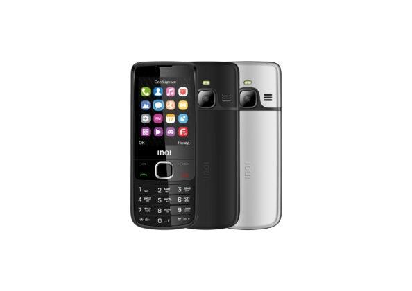 Представлен INOI 243 - ультратонкий телефон в ударопрочном корпусе