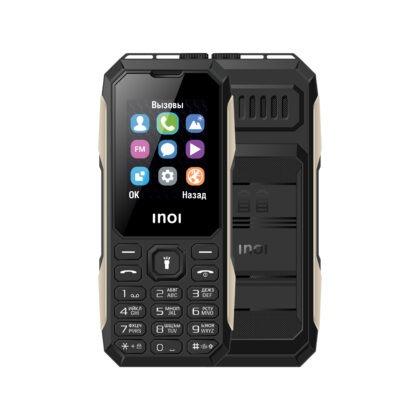 Представлен ударопрочный телефон INOI 106Z