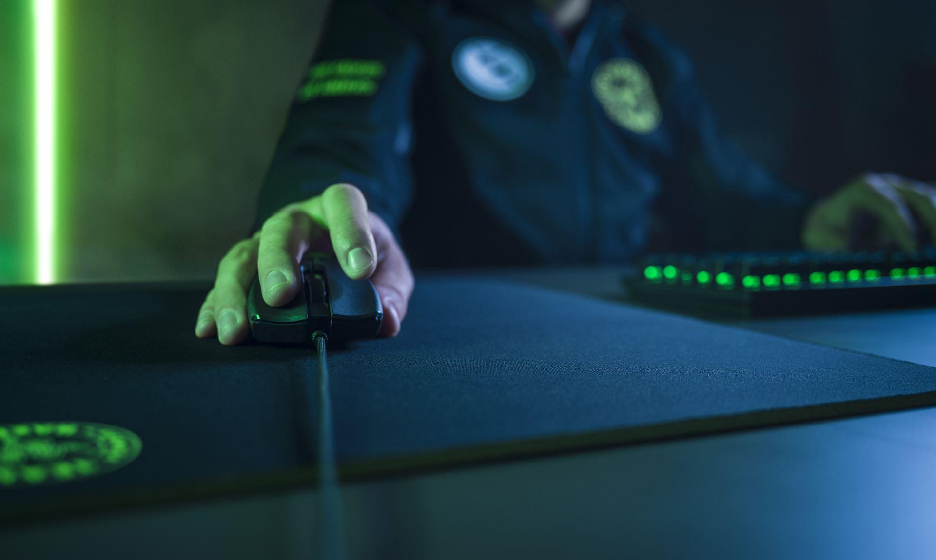 Razer Viper - мышь с оптическими переключателями