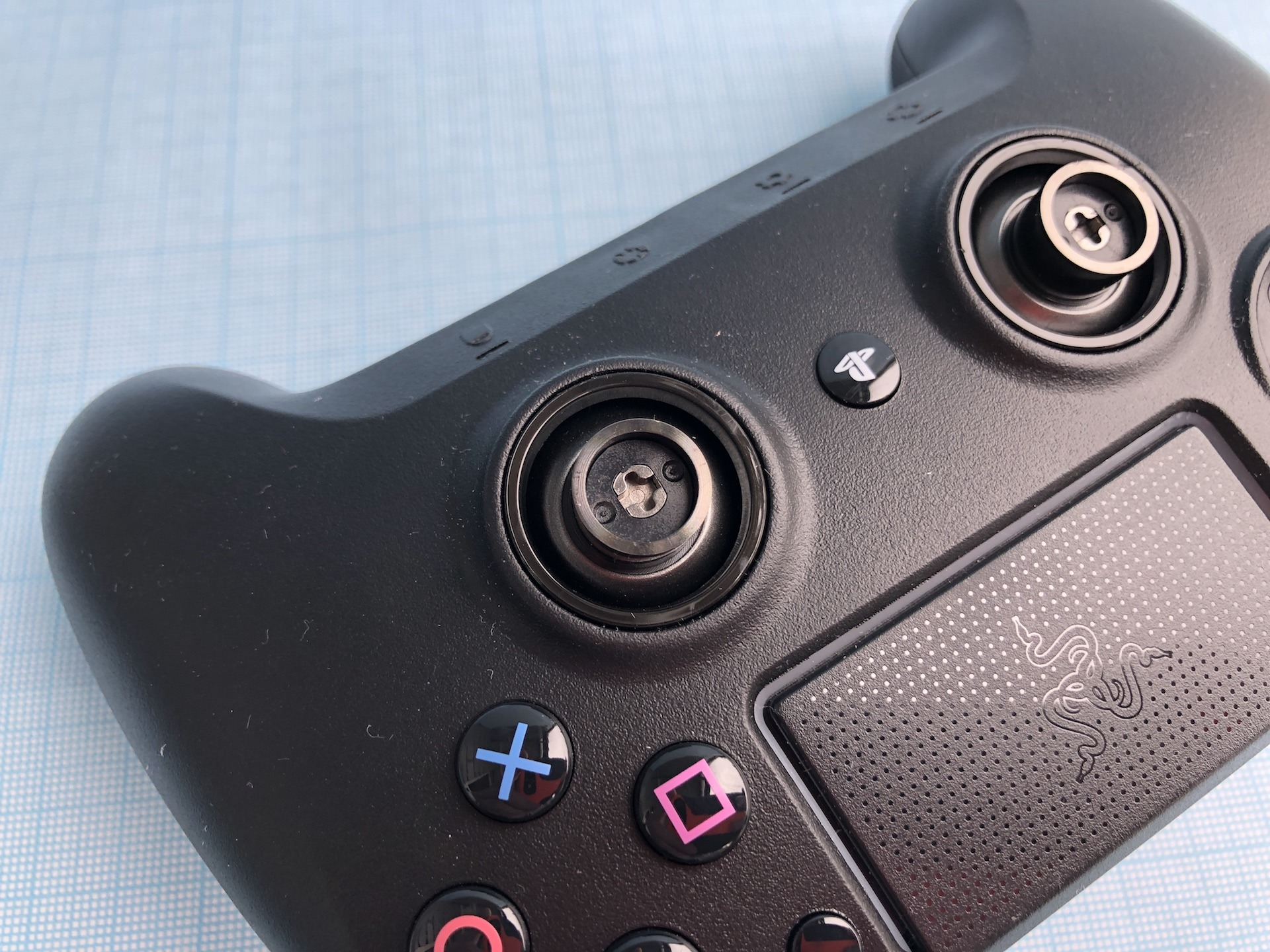 Обзор геймпада Razer Raiju Ultimate