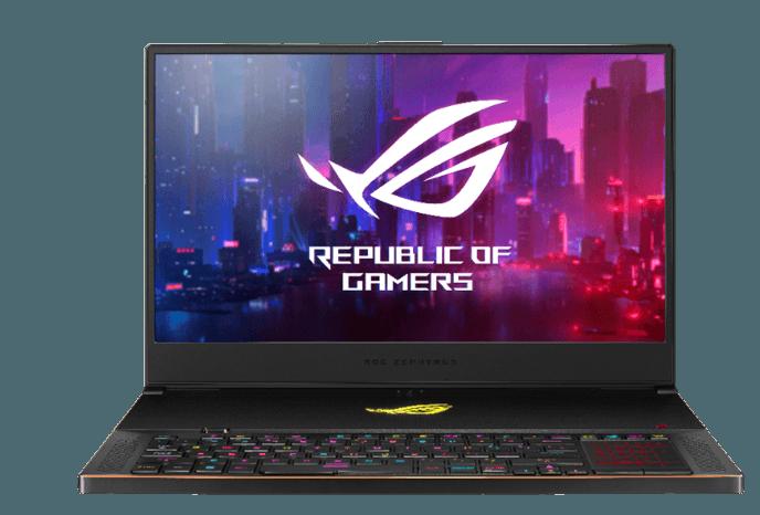 Представлены ноутбуки ASUS Republic of Gamers с частотой обновления 300 Гц