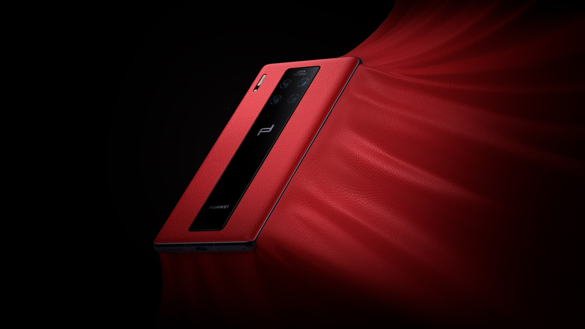 Представлен смартфон Mate 30 RS PORSCHE DESIGN от Huawei