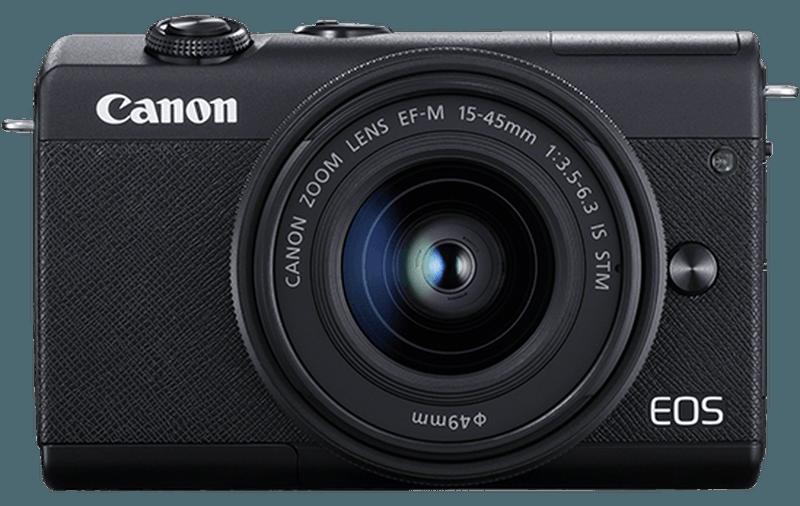 Представлена камера Canon EOS M200