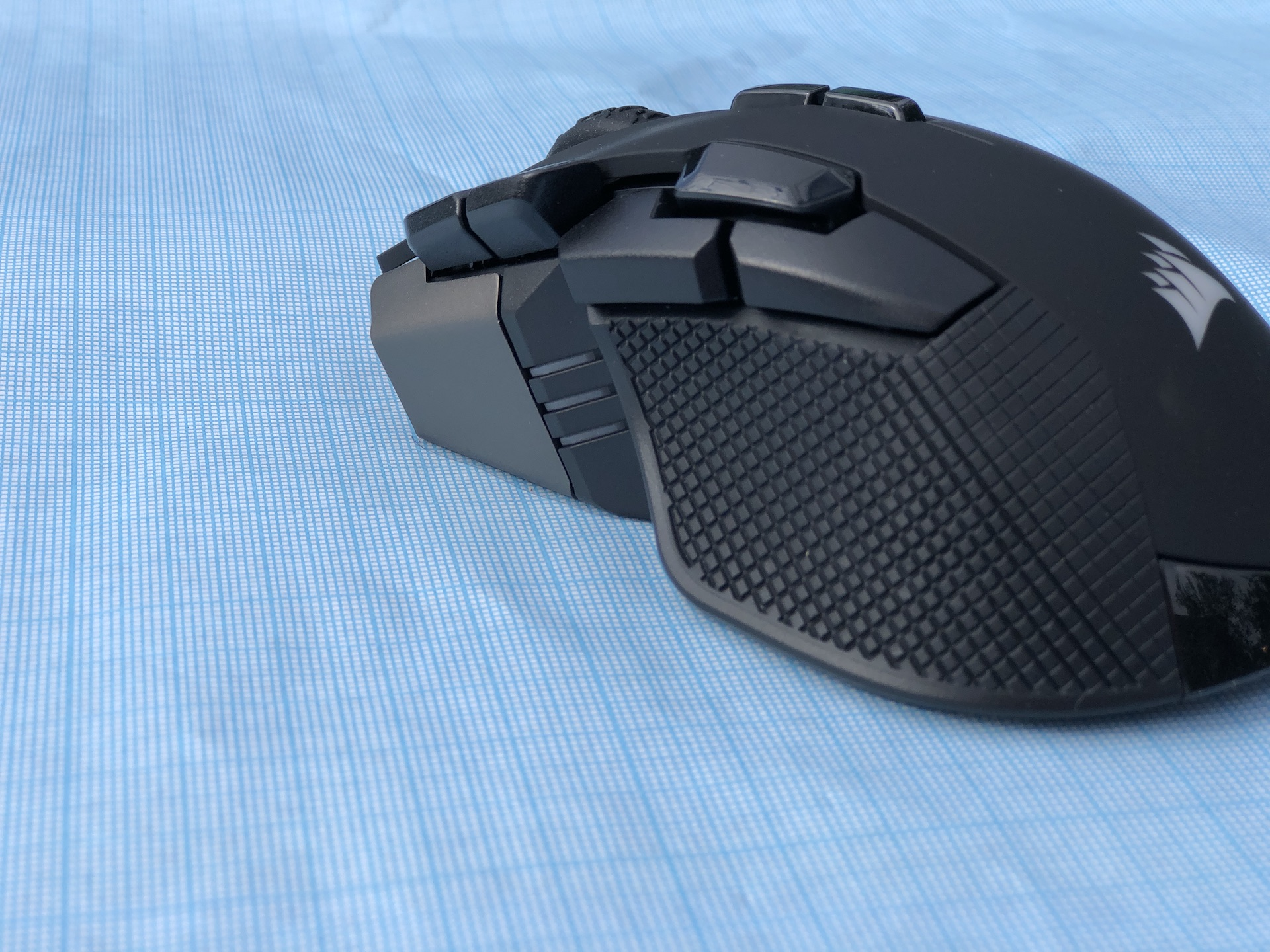 Обзор мыши Corsair Ironclaw RGB Wireless