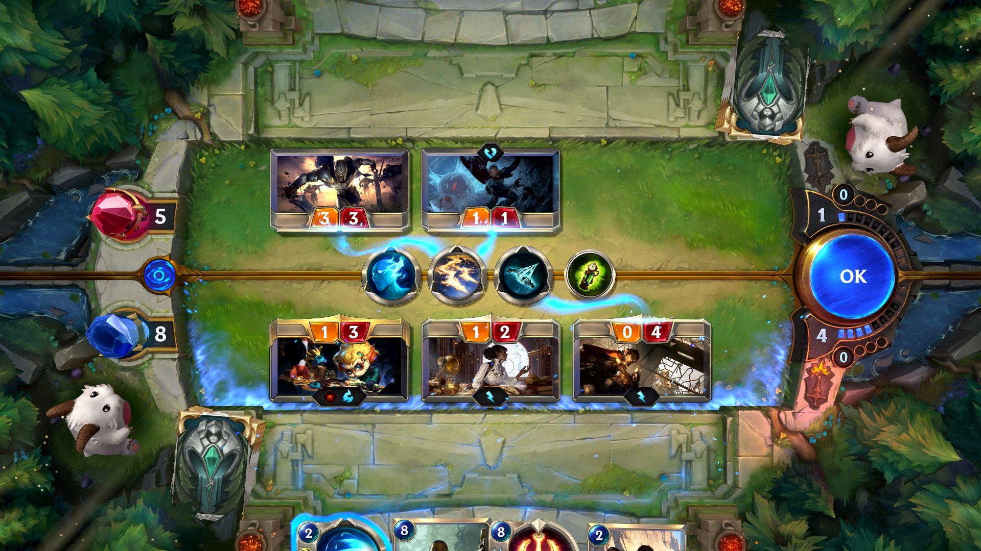Legends of Runeterra - карточная игра от Riot Games