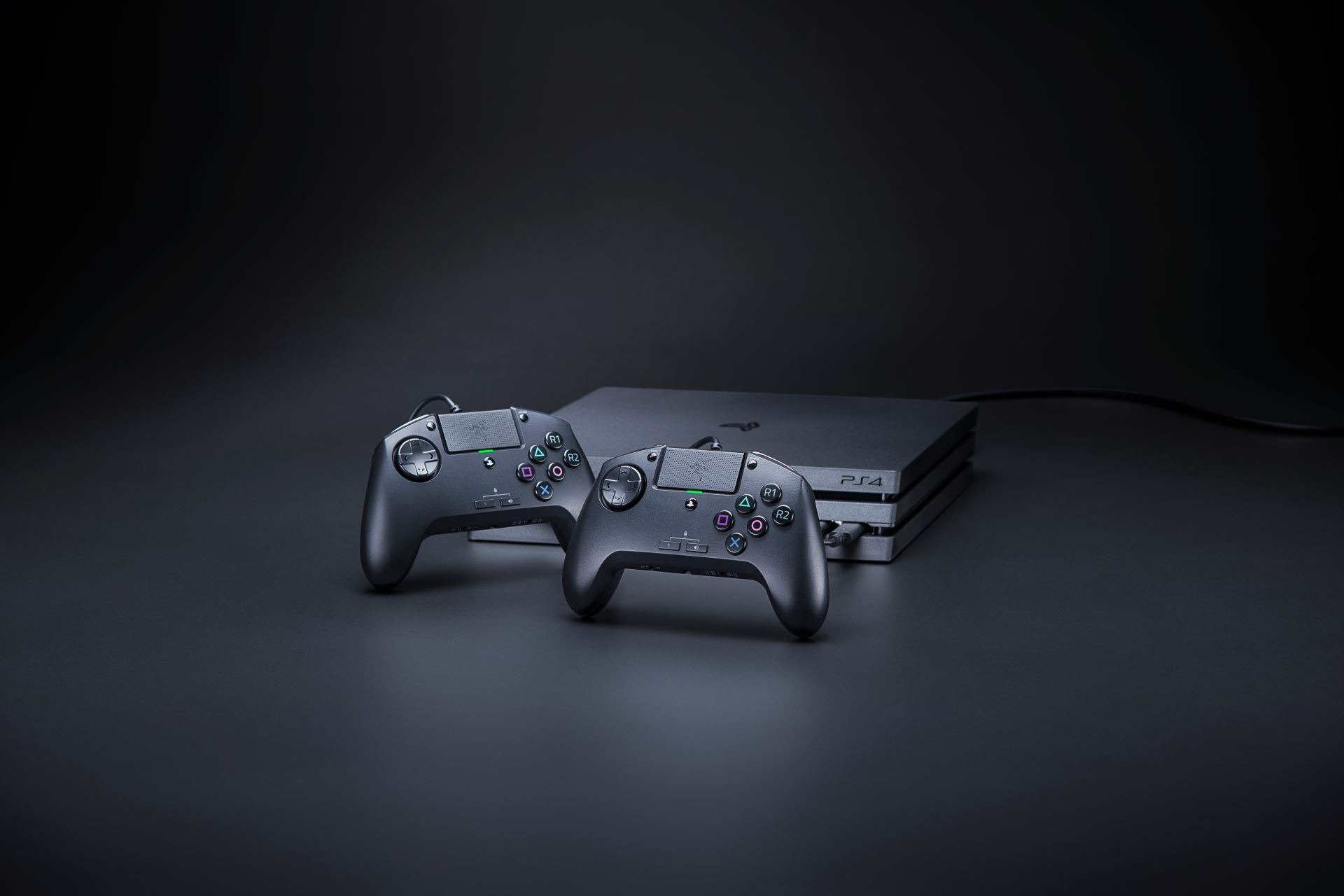 Razer Raion - анонсирован аркадный файтпад для PS4