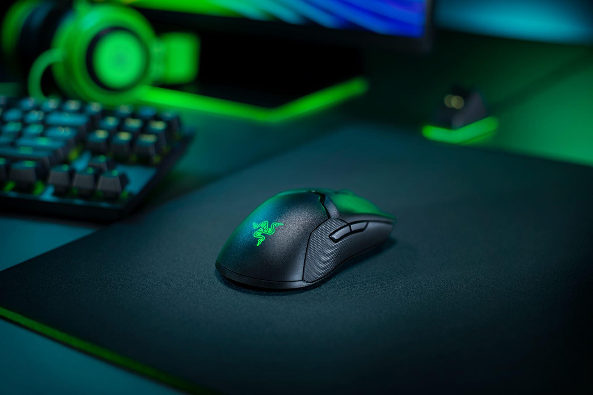 Анонсирована беспроводная мышь Razer Viper Ultimate