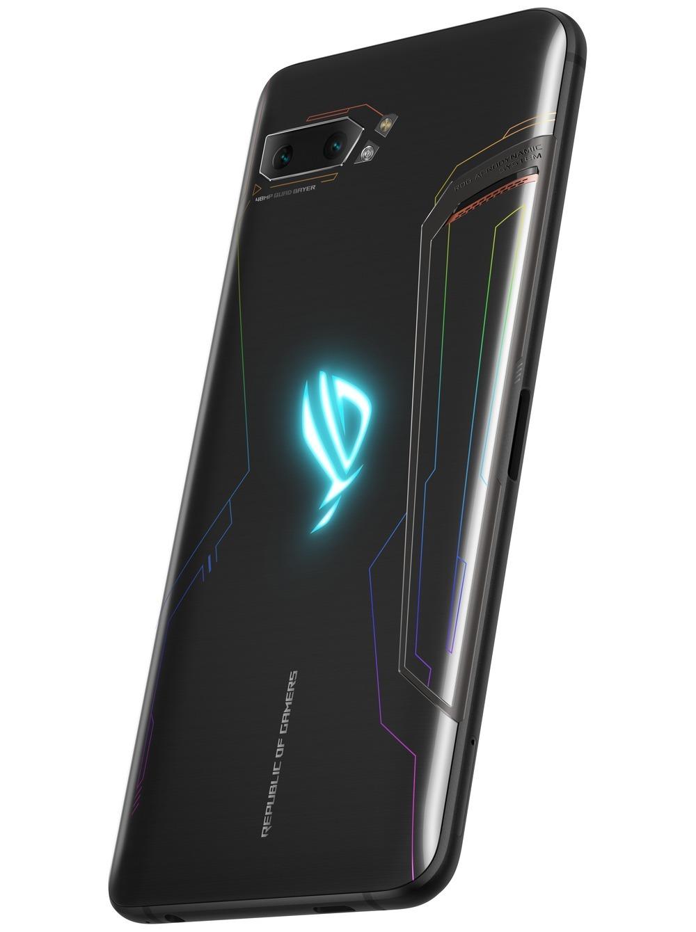 ROG Phone II стал доступен для предзаказа в России