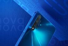 Представлен смартфон HUAWEI nova 5T