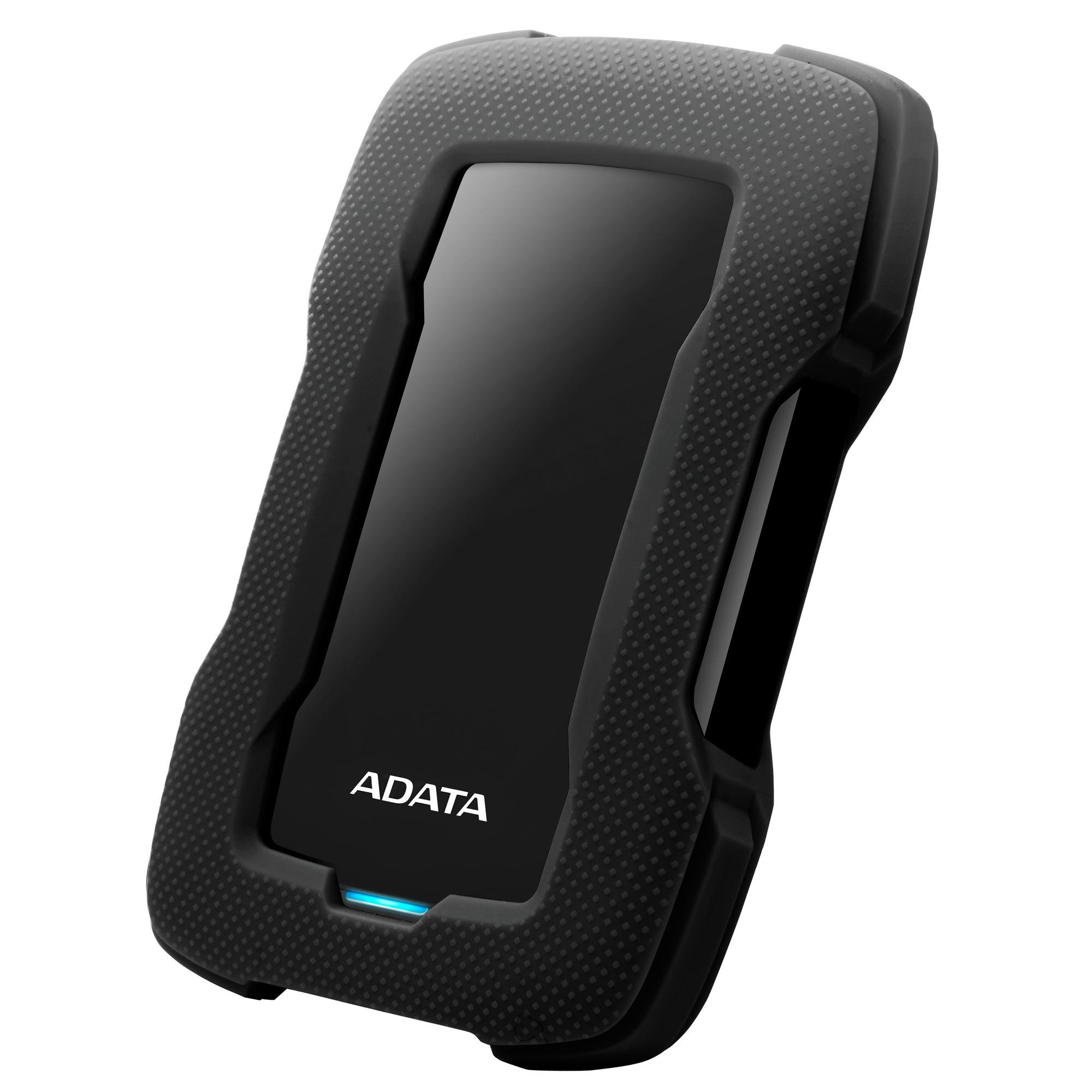 ADATA запускает линейку защищенных портативных дисков (HD650, HD330, HD680, HD770G)