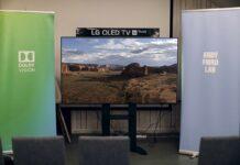 LG Electronics представляет свой OLED-телевизор LG 77C9