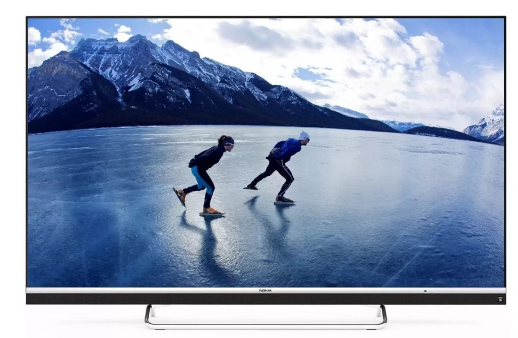 Nokia Smart TV - первый телевизор бренда