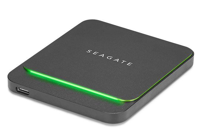 Seagate представила диски FireCuda Gaming SSD и BarraCuda Fast SSD