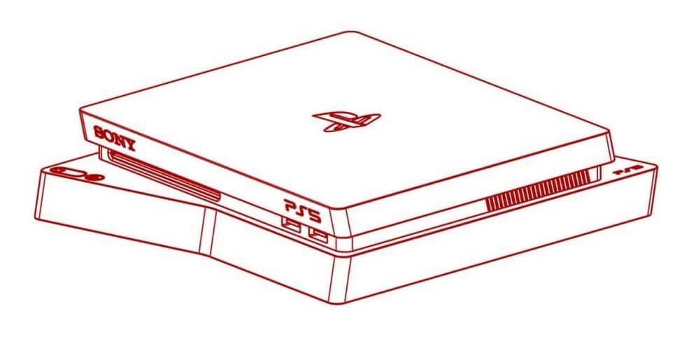Слух - внешний вид PlayStation 5