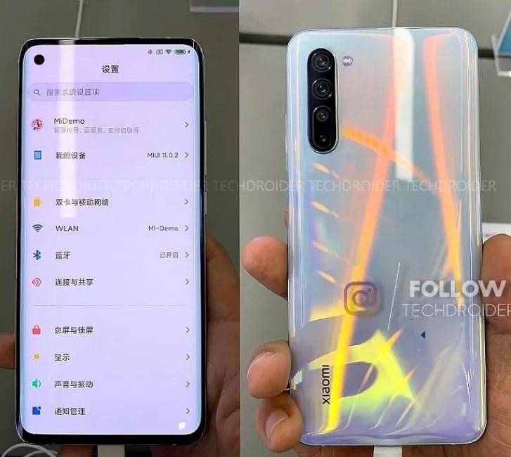 Xiaomi Mi 10 и 10 Pro представят 23 февраля