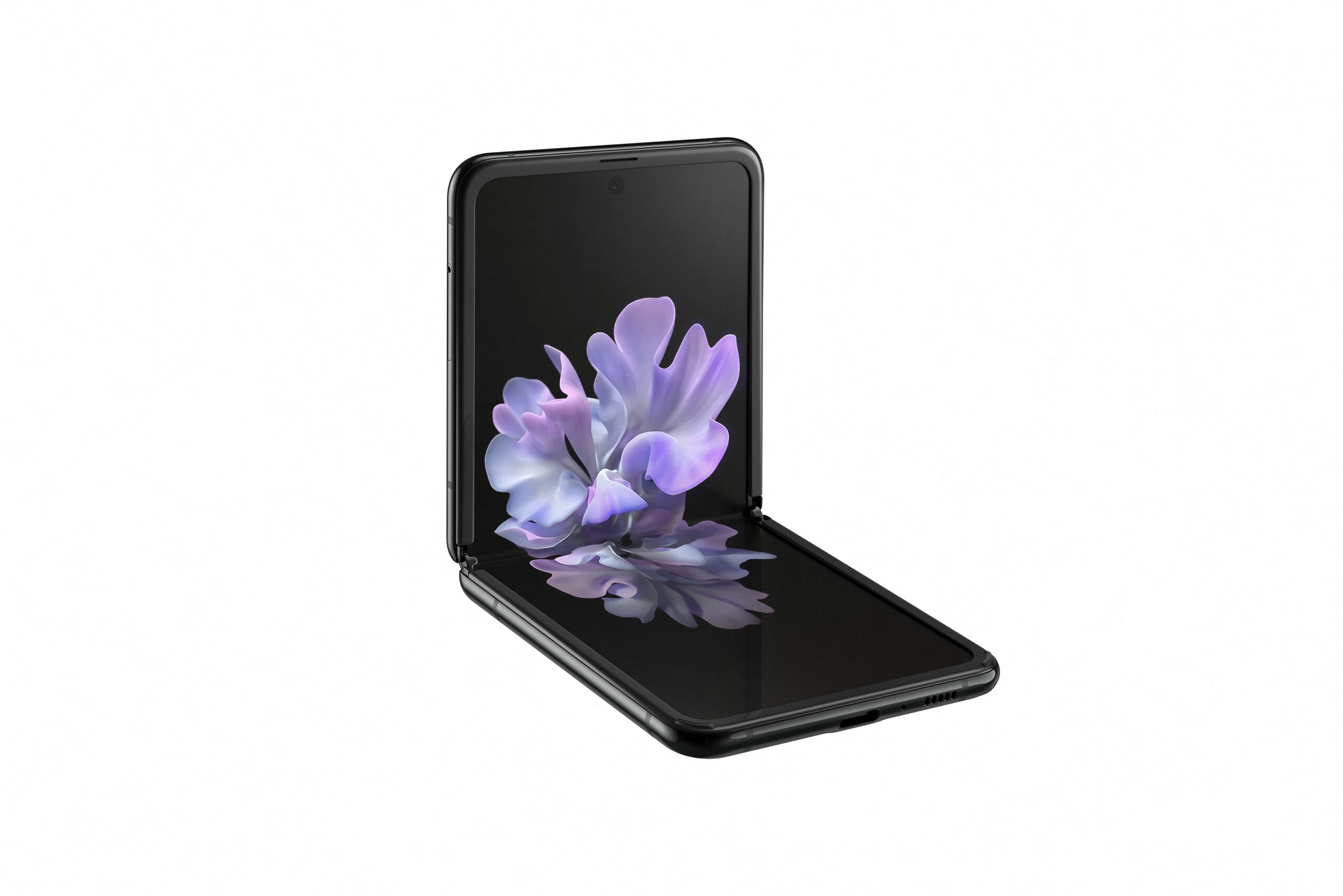 Samsung представила складной смартфон Galaxy Z Flip