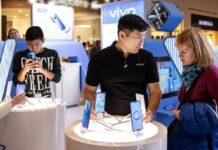 Vivo установит российское ПО на свои смартфоны