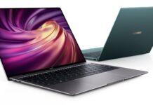 Huawei обновила ноутбуки серии HUAWEI MateBook X Pro