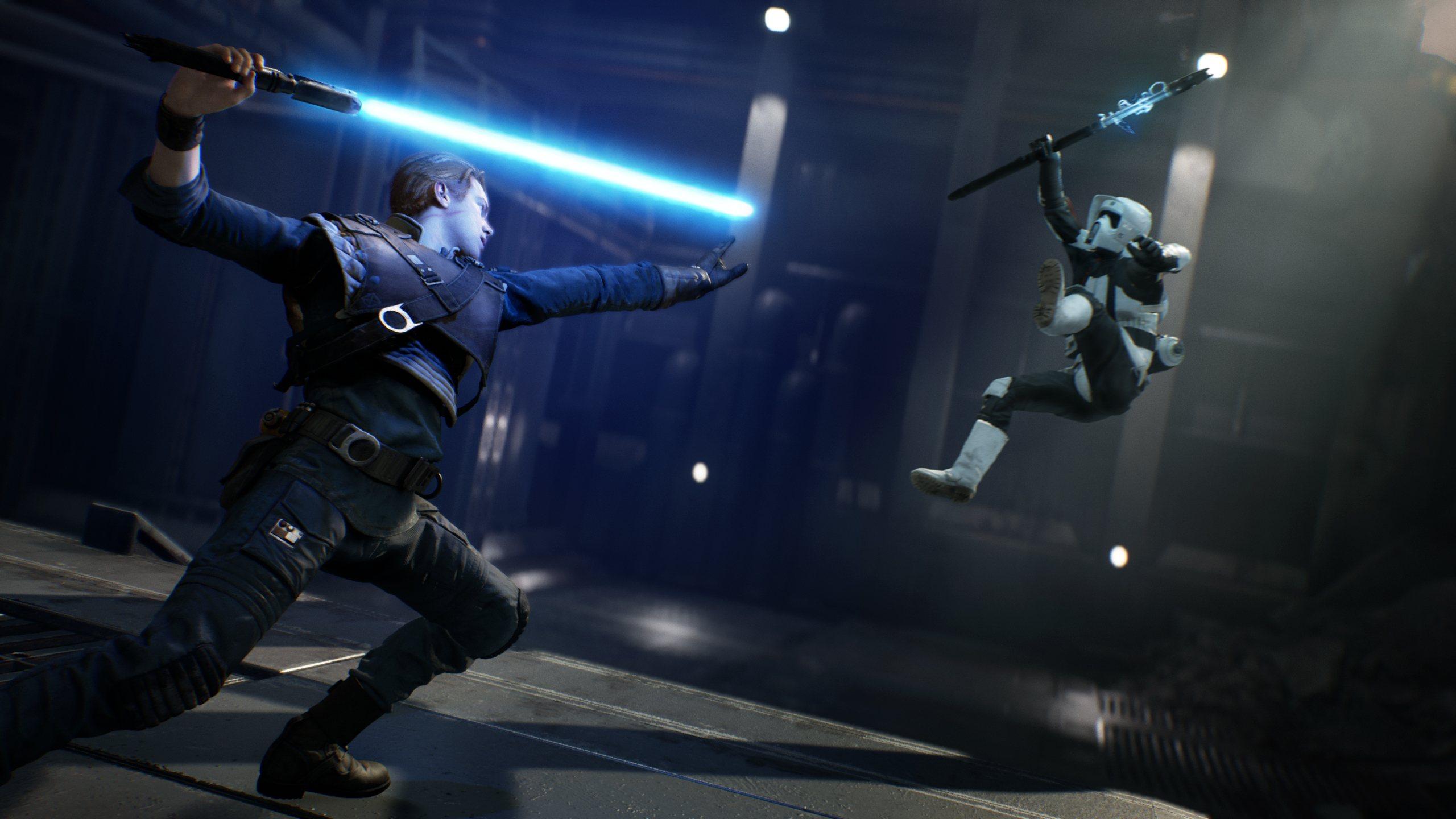 Обзор Star Wars Jedi Fallen Order