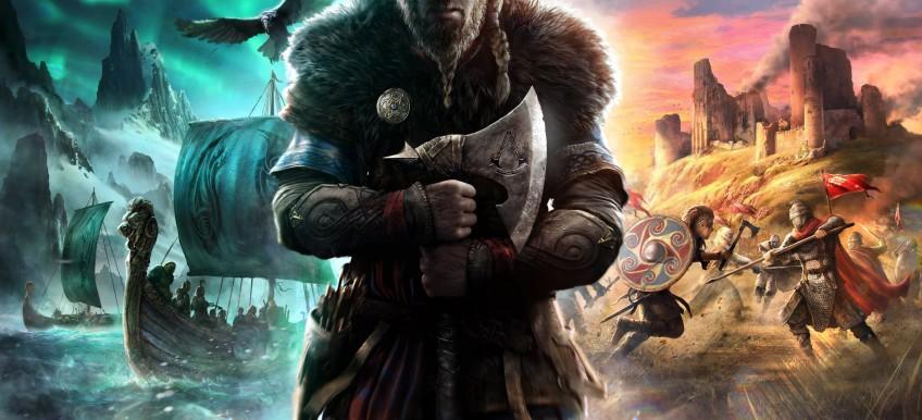 Трейлер Assassins Creed Вальгалла представят 30 апреля