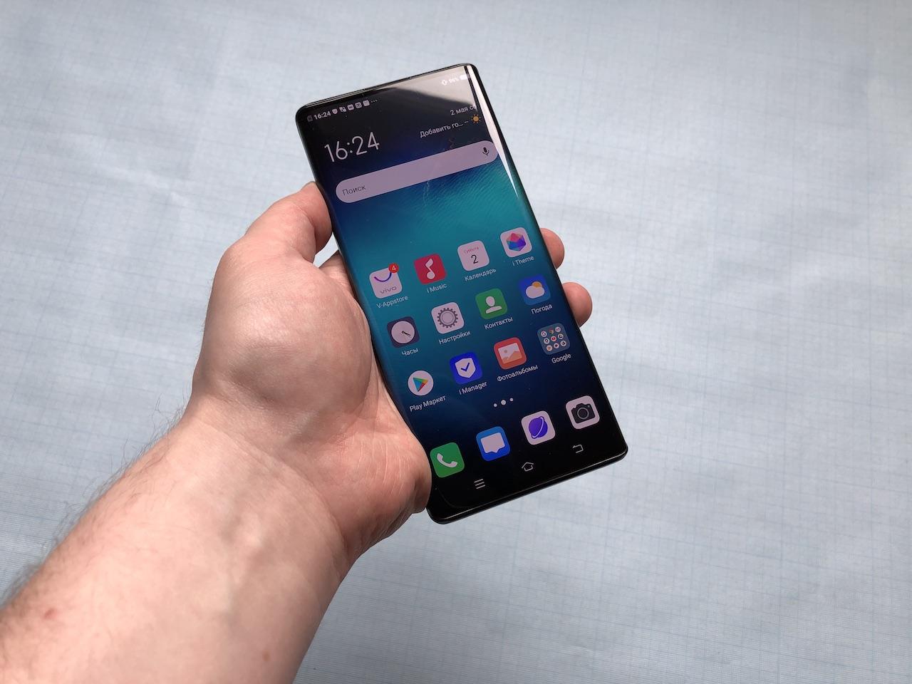 Обзор смартфона vivo NEX 3