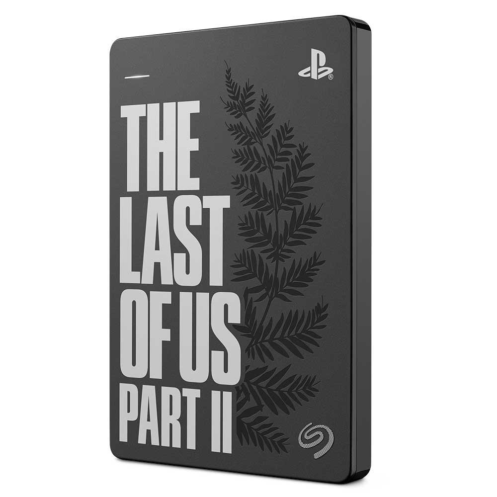 Seagate выпустит тематический Game Drive The Last of Us 2
