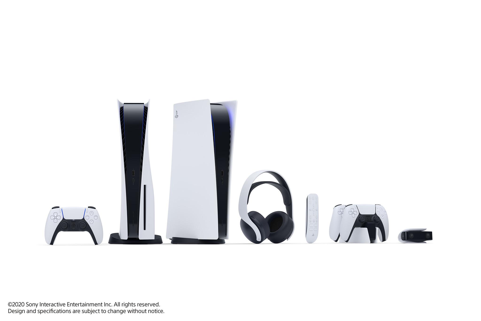 Sony представила PlayStation 5 и игры для нее