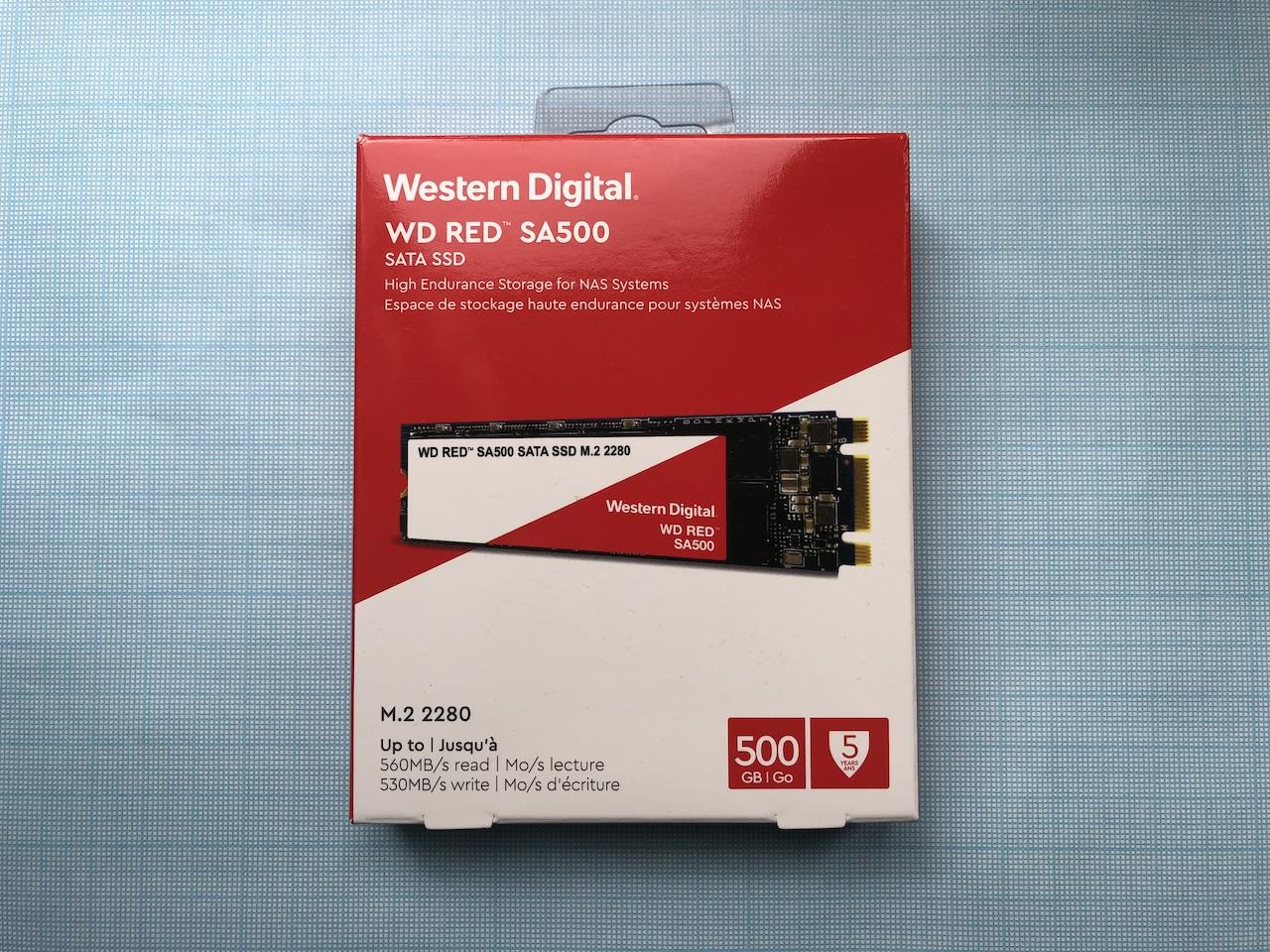 Обзор и тестирование WD Red SA500 500GB (WDS500G1R0B)