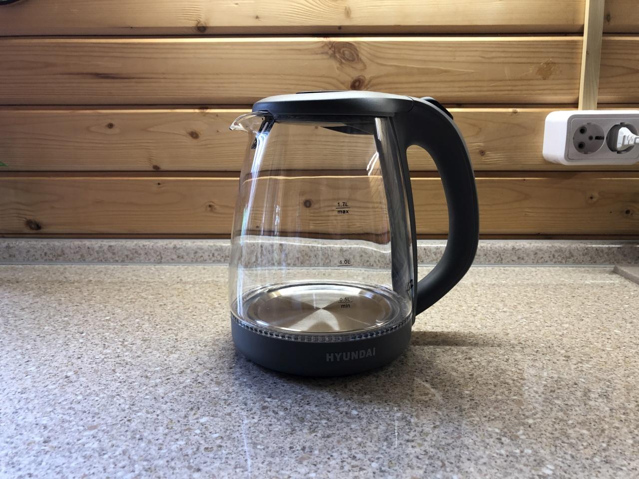 Обзор электрических чайников