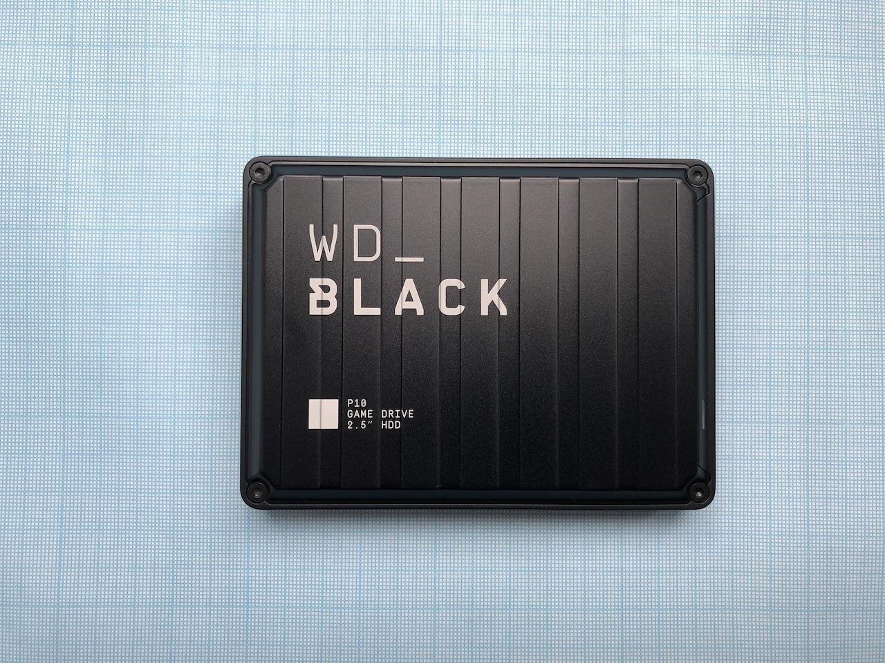 Обзор и тестирование WD Black P10 Game Drive 5 ТБ