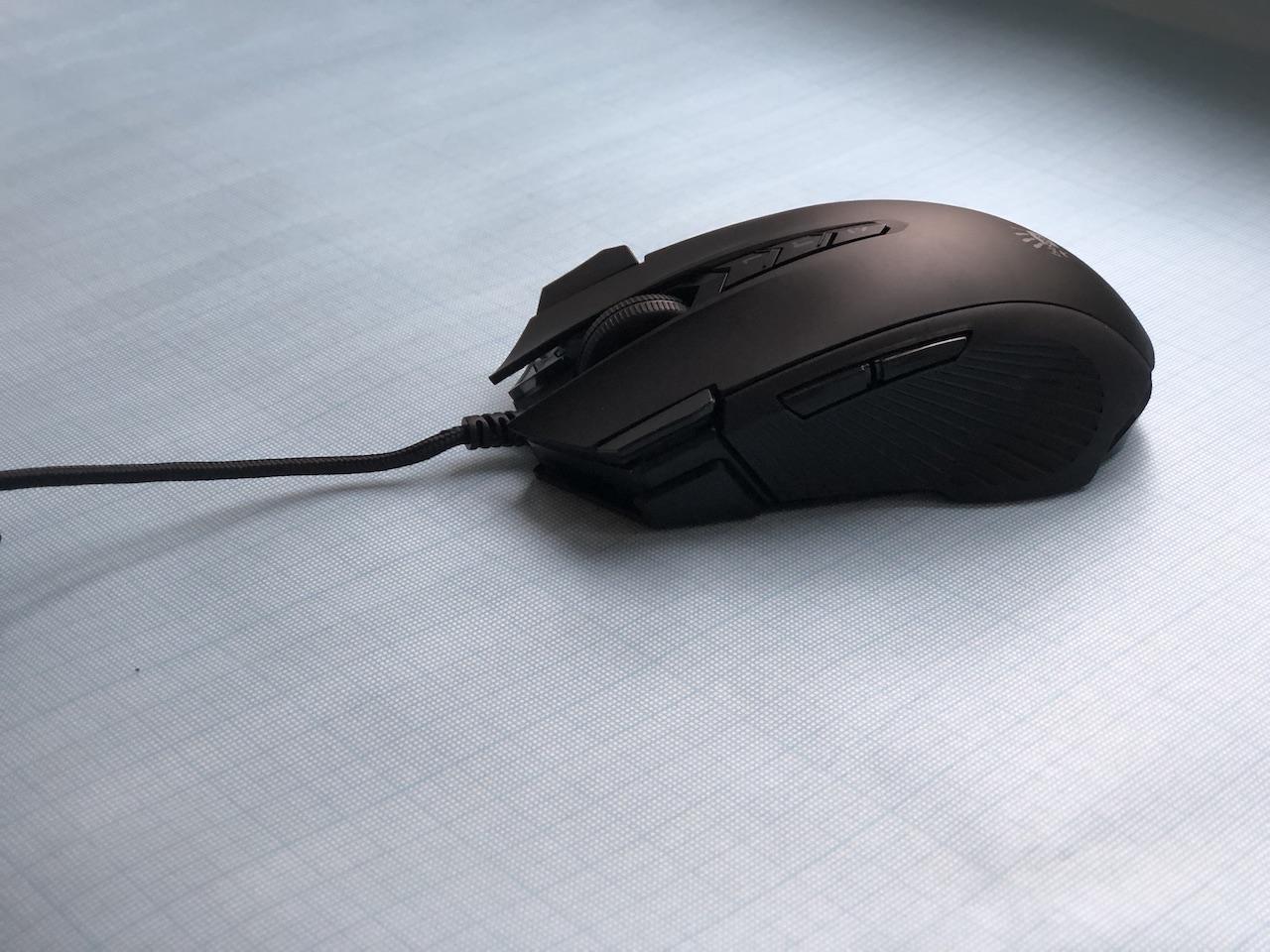 Обзор и тестирование игровой мыши Bloody J90s