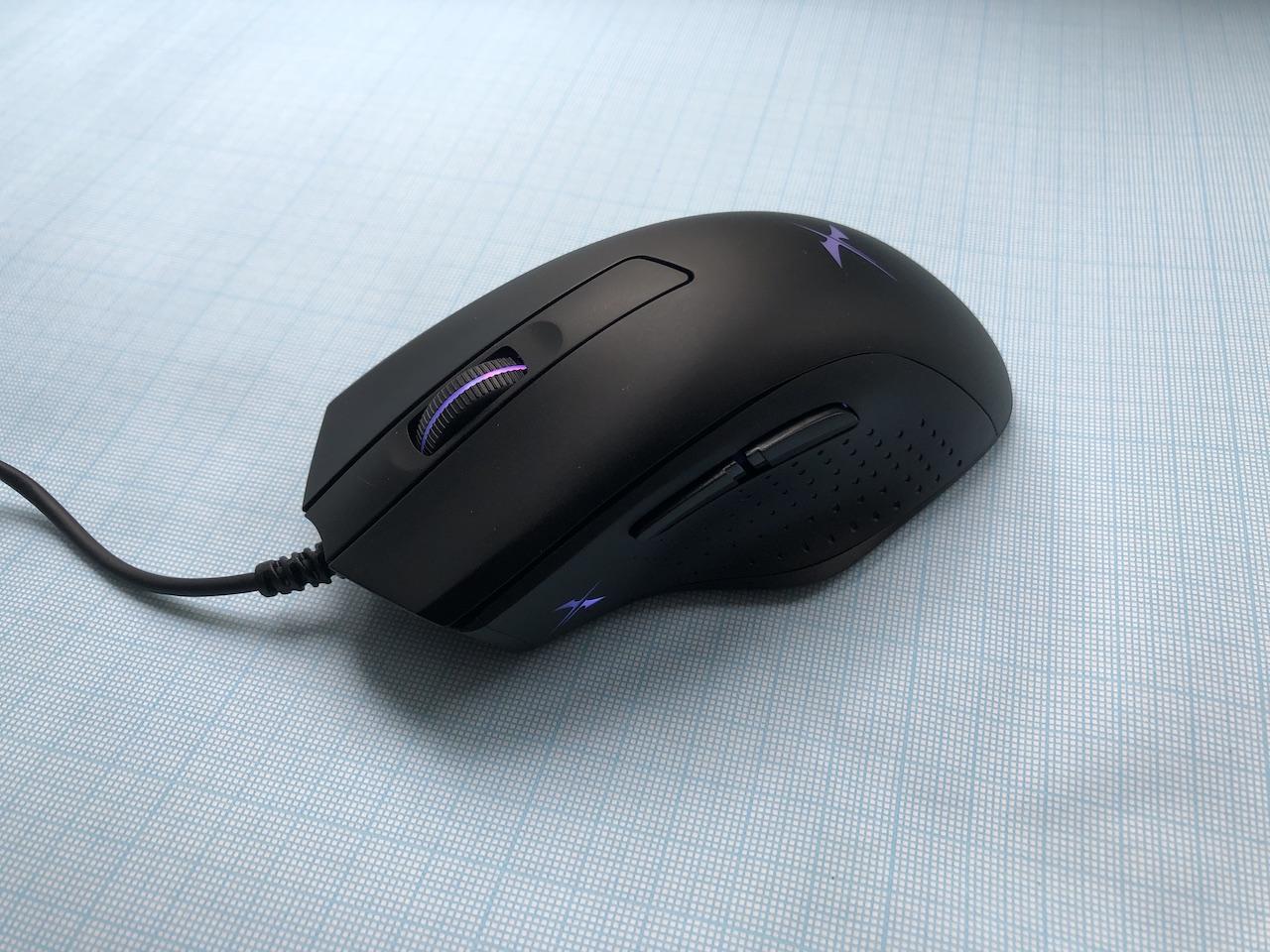 Обзор и тестирование игровой мыши Bloody X5 Pro