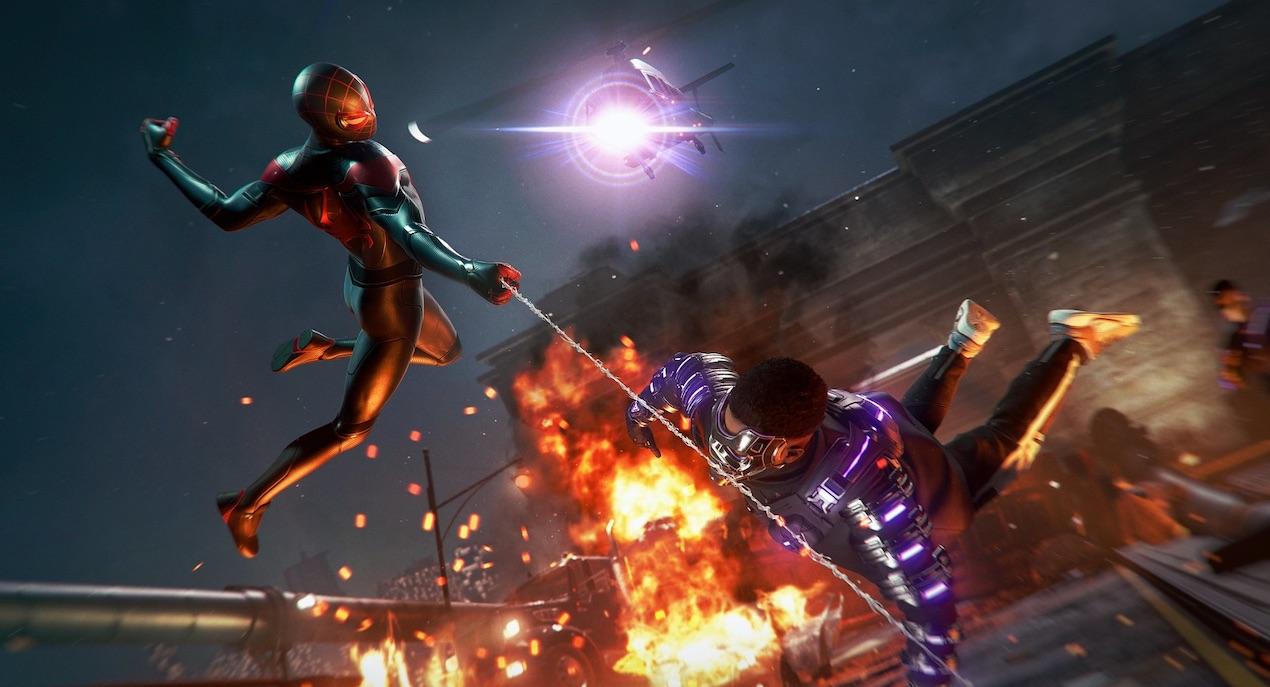 Рецензия на Marvel Spider-Man Miles Morales